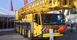 Crane Hire - Mobile Crane Hire - Contract Lifting - UK